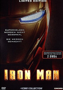 Iron Man (Limitiertes Steelbook – 2 DVDs)
