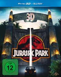 Jurassic Park 3D (Blu-ray 3D + Blu-ray)