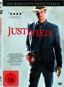 Justified – Die komplette erste Season (3 DVDs)