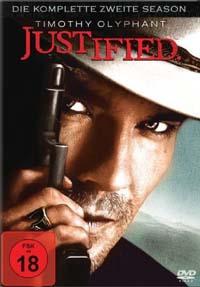Justified – Die komplette zweite Season (3 DVDs)