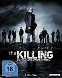 The Killing (Die komplette zweite Staffel)