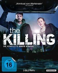 The Killing (Die komplette erste Staffel)