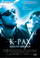 K-PAX (Deluxe Edition – 2DVDs)