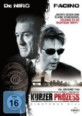 Righteous Kill – Kurzer Prozess
