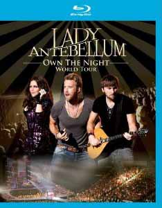 Lady Antebellum – Own The Night – World Tour