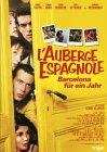 L'Auberge Espagnole – Barcelona für ein Jahr (2 DVDs)
