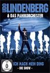 Udo Lindenberg & das Panikorchester – Ich mach mein Ding – Die Show (2 DVDs + 2 CDs)