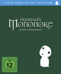 Prinzessin Mononoke (Studio Ghibli Collection)