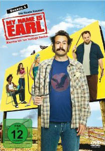 My Name is Earl (Staffel 4, 4 DVDs)