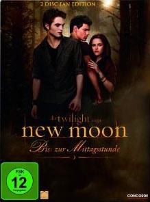 New Moon – Biss zur Mittagsstunde (2 Disc Fan Edition)