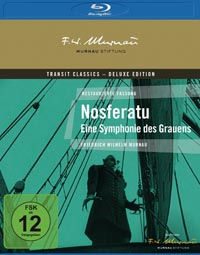 Nosferatu – Eine Symphonie des Grauens (Transit Classics – Deluxe Edition)