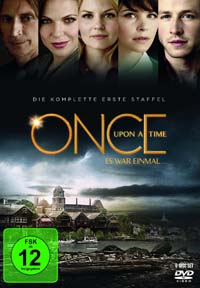 Once Upon A Time – Es war einmal (Staffel 1 – 6DVDs)