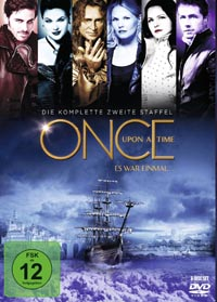 Once Upon A Time – Es war einmal (Staffel 2 – 6 DVDs)
