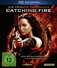 Die Tribute von Panem – Catching Fire (2 Disc Fan Edition)