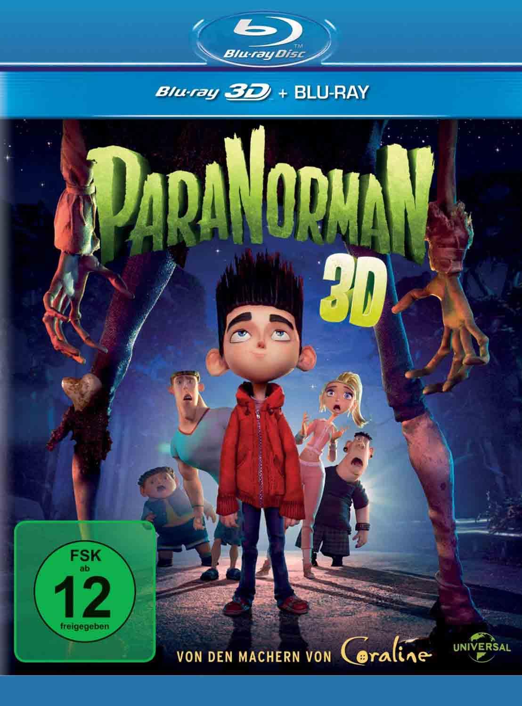 ParaNorman (2D & 3D)