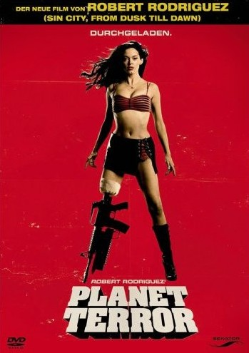 Planet Terror (Limited Collector's Edition – 2 DVDs)