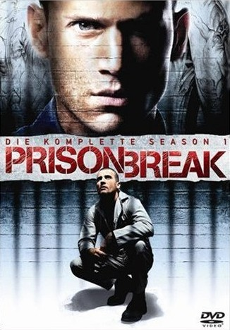 Prison Break (Staffel 1, 6 DVDs)