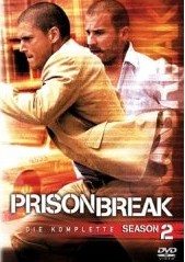Prison Break (Staffel 2, 6 DVDs)