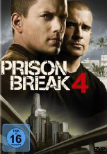 Prison Break (Staffel 4, 6 DVDs)