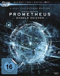 Prometheus – Dunkle Zeichen (Collector's Edition)