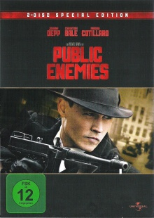 Public Enemies (Special Edition – 2 DVDs)