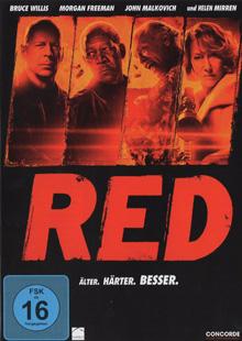 R.E.D. – Älter. härter. besser.