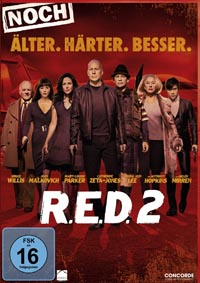 R.E.D. 2 – Noch Älter. Härter. Besser.