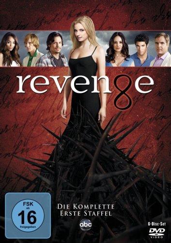 Revenge – Staffel 1 (6 DVDs)