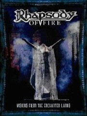 Rhapsody of Fire – Visions From The Enchanted Lands (2 DVDs)