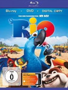 Rio (Blu-ray + DVD)