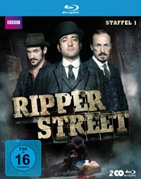 Ripper Street (Staffel 1)