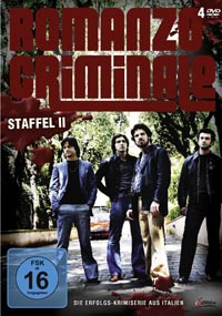 Romanzo Criminale (Staffel 2 – 4 DVDs)