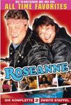 Roseanne – Die komplette 2. Staffel (4 DVDs)