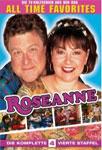 Roseanne – Die komplette 4. Staffel (4 DVDs)