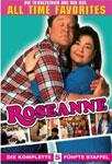 Roseanne – Die komplette 5. Staffel (4 DVDs)