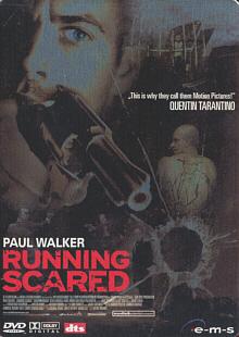 Running Scared (Steelbook)