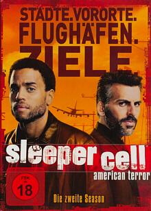 Sleeper Cell – American Terror (Die zweite Season – 3 DVDs)