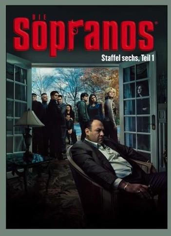 Die Sopranos – Staffel 6, Teil 1 (4 DVDs)