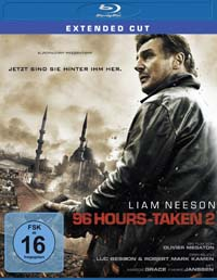 96 Hours – Taken 2 (Extended Cut)