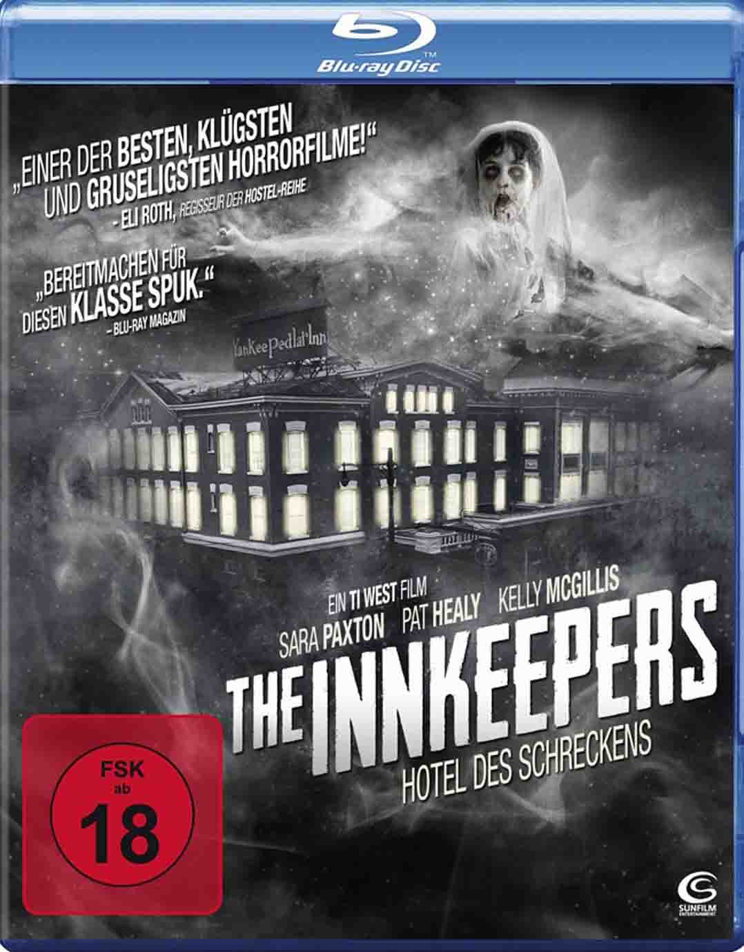 The Innkeepers – Hotel des Schreckens