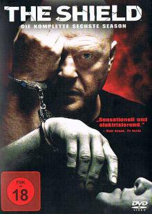 The Shield (Season 6 – 4 DVDs)
