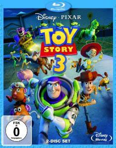 Toy Story 3 (2 Blu-rays)