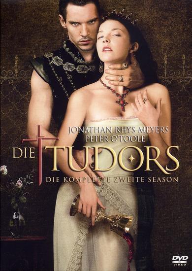 Die Tudors (Die komplette zweite Staffel – 3 DVDs)