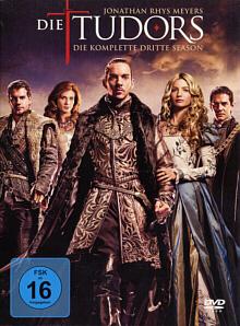 Die Tudors (Die komplette dritte Staffel – 3 DVDs)