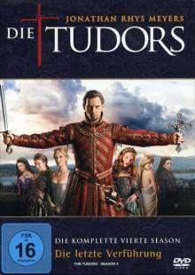 Die Tudors (Die komplette vierte Staffel – 3 DVDs)