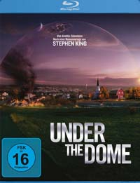 Under the Dome (Die komplette erste Staffel – 4 Blu-rays)
