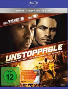 Unstoppable – Außer Kontrolle (DVD + Digital Copy)