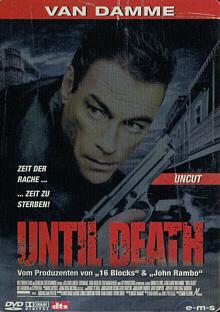 Until Death (Limited Steelbook Edition – 2 DVDs)