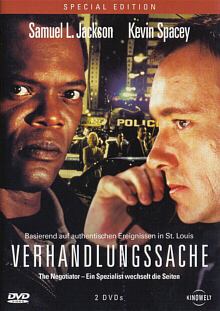 Verhandlungssache (Special Edition – 2 DVDs)