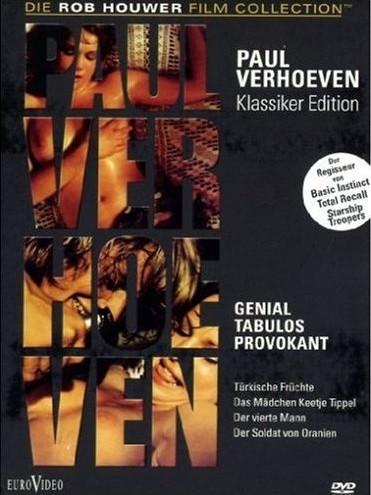 Paul Verhoeven Klassiker Edition (4 DVDs)